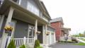 Suburban Home. Custom home exterior 32088476