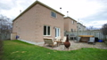 Suburban Home. Custom home exterior 32138875