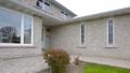 Suburban Home. Custom home exterior 32169098