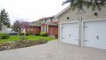 Suburban Home. Custom home exterior 32169102