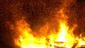 炎 たき火 焚き火の動画 32268620