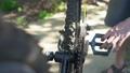 自転車 チェーン 鎖の動画 32285028