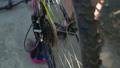 自転車 チェーン 鎖の動画 32285046