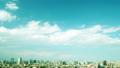 东京时间间隔经典风景宽塔东京塔和市中心全视图大天空初夏分级 32348934