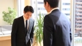 Business scene handshake 32378773
