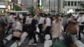 Office Workers rushing home in Shinjuku 32461941