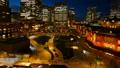 東京駅 夜景 夜の動画 32513552