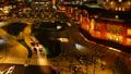 東京駅 東京タイムラプス 夜景 クローズアップ 行き交う人々  32513553