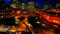 東京駅 東京タイムラプス 夜景 グレーディング  32513558