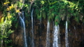 Picturesque waterfalls scenery in Plitvice Lakes 32518378