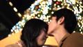 kiss, couple, person 32587907