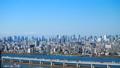 富士山和东京铁塔东京timelapse都市冬天平底锅都市风景全景 32672821