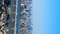 垂直的材料富士山和东京铁塔东京时间推移街市都市风景全景冬天 32672830