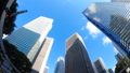 ビル 高層ビル インターバル撮影の動画 32701068