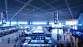 空港イメージ タイムラプス  FIX 32747387