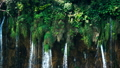 Picturesque waterfalls scenery in Plitvice Lakes 32793849