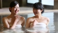 女子旅 温泉 女性の動画 32835261