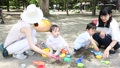 ママ友 公園 砂場の動画 32850353
