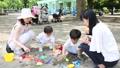 ママ友 公園 砂場の動画 32850357