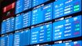 株価ボード (経済イメージ素材) 2017年7月 32857496