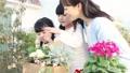 ガーデニング 親子 園芸の動画 32861080