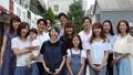 集団で笑顔 32904830