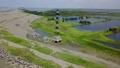 4K 空拍 台湾 台南 国圣灯塔 七股大沙漠 单车跟拍 Tainan Aerial 32951930