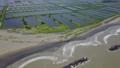空拍 台湾 台南 国圣灯塔 七股大沙漠 单车跟拍 Tainan Aerial Drone 32960706