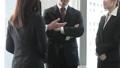 セミナー ビジネスウーマン ビジネスマンの動画 32981463