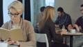 ビジネスウーマン レストラン 休憩の動画 32992706