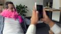 スマホ スマートフォン 余暇の動画 33158816