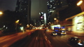 The Evening Streets of Hong Kong. Time Lapse. 33291366