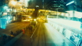 The Evening Streets of Hong Kong. Time Lapse. 33291368