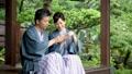 温泉浴衣旅行中间夫妇日本缘故日式图像 33346045