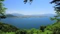 5月 琵琶湖を高所から遠望する 33382404
