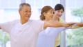 健身房瑜伽活跃高级锻炼图像 33431259