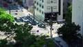 街角 交差点 ジオラマ風 33599488