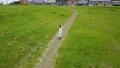 男鹿半島 入道崎にて 散歩 イメージ ドローン撮影 33786568
