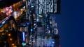 お台場 夜景 街の動画 33813332