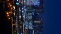 お台場 夜景 街の動画 33813333