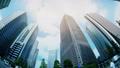 超高層ビル ビル群 高層ビルの動画 33814741