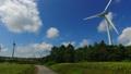 布引高原で風車の回る高原ルートをドライブした走行映像 33835196
