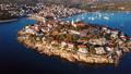 空撮 景色 風景の動画 33884236