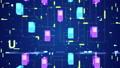 아이콘, 데이터, 네트워크 33889199