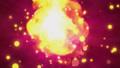 キラキラの爆発 光 炎 パーティクル 赤 33905516