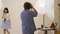 スタジオ撮影 カメラマン スタジオの動画 33911418