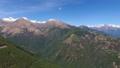 Aerial view on mountains near Como lake Italy 33937358