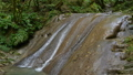 Waterfall in summer forest on Caucasus Mountains 33937361
