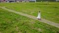 男鹿半島 入道崎にて 散歩 イメージ ドローン撮影 34172997