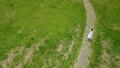 男鹿半島 入道崎にて 散歩 イメージ ドローン撮影 34172998